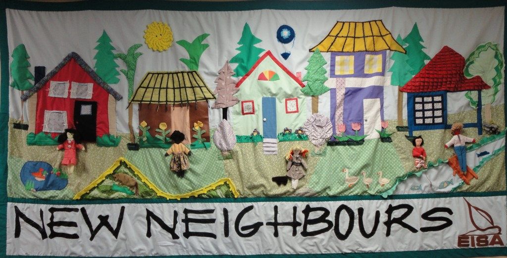 New Neighbours Program supports everyone who recently moved to Edmonton and assist them to integrate to the City of Edmonton.